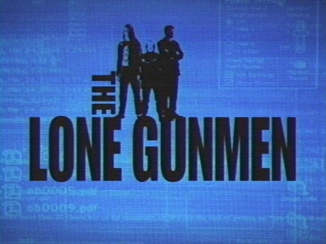 The Lone Gunmen - Wikipedia